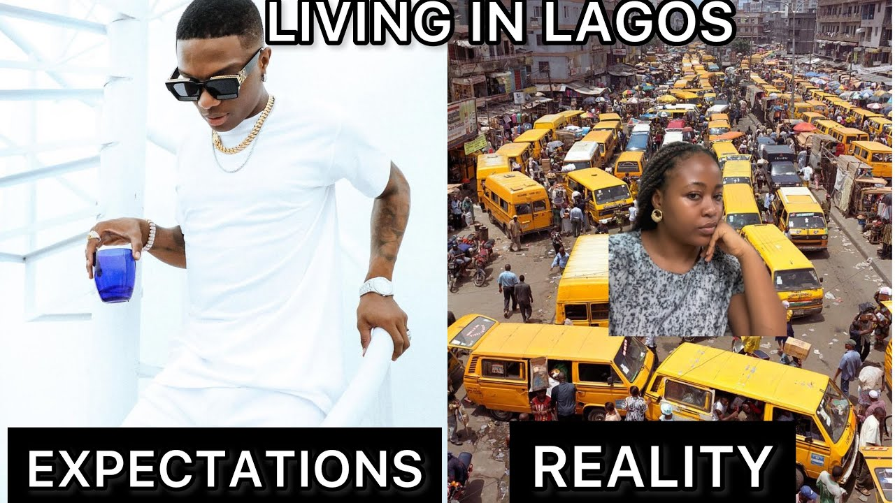 Download LIVING IN LAGOS#11- Expectations VS Reality