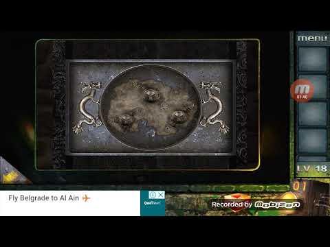 Escape Game 50 Rooms 2 Level 18 Walkthrough