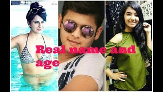 vuclip Baal veer Actors | Real name | Real age of baal veer cast  {UPDATED}
