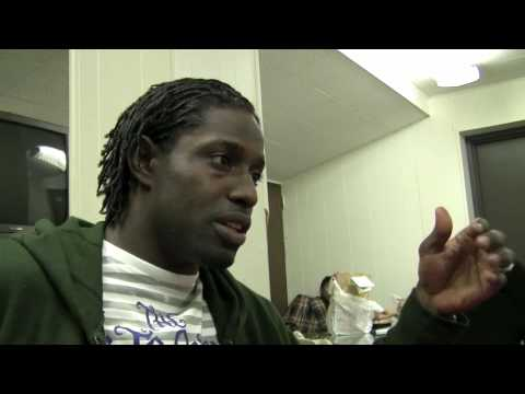 Deion Branch Q&A