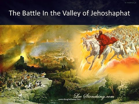 The Second Coming of Jesus and the Battle of Armageddon,  1 of 2
