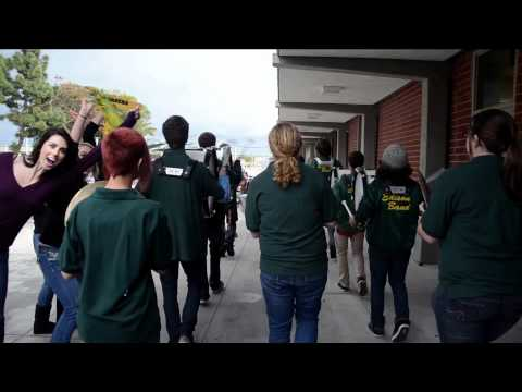 Edison High School: 2011 Lip Dub - U2 Beautiful Day