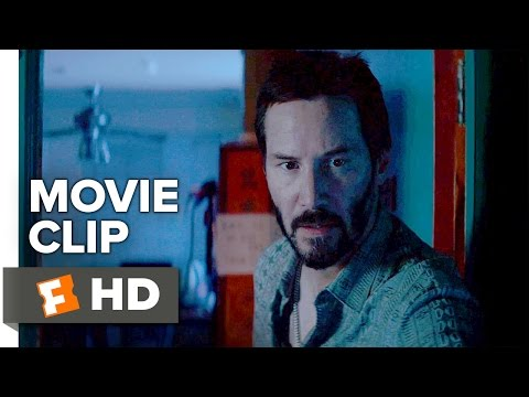 The Neon Demon Movie CLIP - Relax (2016) - Elle Fanning, Keanu Reeves Movie HD