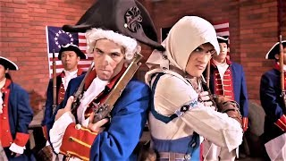 |SMOSH| ULTIMATE ASSASSIN'S CREED 3 SONG [Music Video]