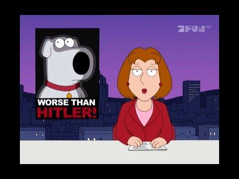 """""""Brian ist schlimmer als Hitler!"""" (Family Guy #14) [Deutsch/HD]"""