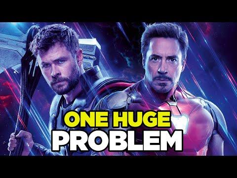 The Big Avengers: Endgame Problem Nobodys Talking About