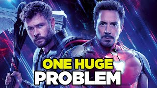 The Big Avengers: Endgame Problem Nobody