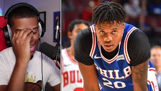 Markelle Fultz Out & Sixers Possibly Giving Up on Him, JR Smith Snitches on Cavs | NBA News