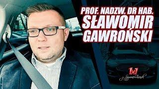 Odc. #2 Prof. Sławomir Gawroński. 1x1 z Szymonem Tarandą
