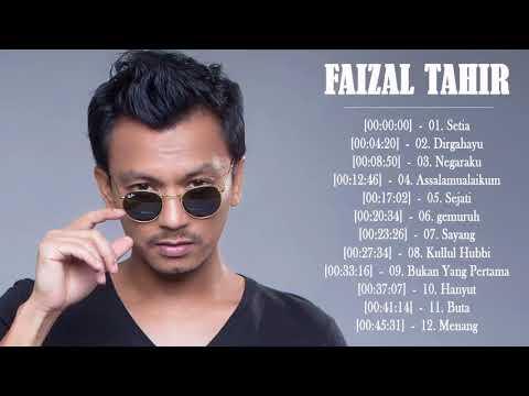 Lagu Terbaik Dari Faizal Tahir - Mensintesis Lagu-Lagu Yang Paling Berjaya Faizal Tahir