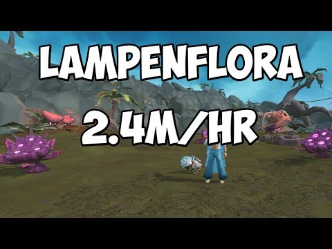 Land Out Of Time - New Slayer Monster: Lampenflora  2.4m+ [Runescape 3]