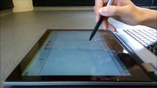 Tablet Art - Precision Drawing