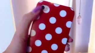 iPhone 4s | Red Polka Dot Case Review Thumbnail