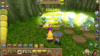 Wizard 101 How to Get Amber Guide & Harvesting
