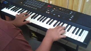 Ressa Herlambang - Menyesal (piano instrumental cover)