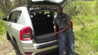TEST DRIVE . Jeep Compass 2014