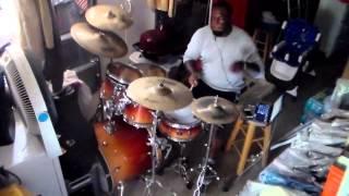Every Praise (Patrick Williams II Drum Cover)