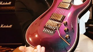 SCHECTER HELLRAISER HYBRID REVIEW