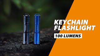 Fenix Flashlight E01 V2.0 AAA Mini Flashlight 100 Lumens GARANSI RESMI