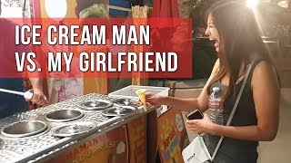 Turkish Ice Cream Pranks Girl