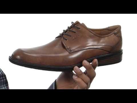 ECCO Windsor Plain Toe Tie SKU:#8130263