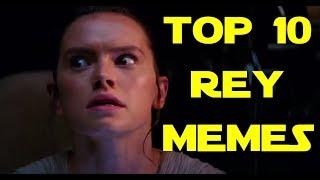 TOP 10 REY MEMES [GONE SEXUAL] (Star Wars Memes)