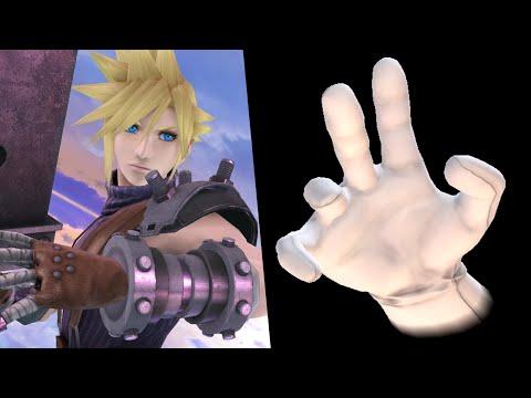 Super Smash Bros WII U Cloud Strife Full Walkthrough (WII U)