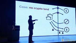 AMBLE TV-Token Economy and ICO Era-Alon Vo,Founder at Decentralized Asset Tokenization