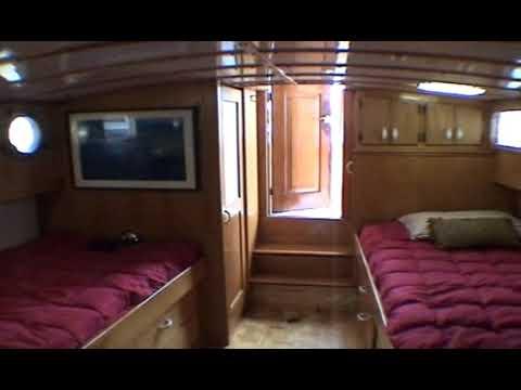 Rare 1930 Lake Union 45 39 Bridge Deck Cruiser Yacht Youtube
