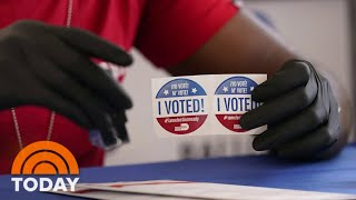 Over 22 Million People Have Already Voted In Record Early Numbers | TODAY