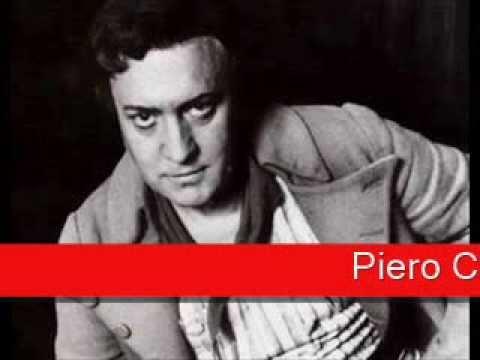 Piero Cappuccilli: Leoncavallo - I Pagliacci, 'Si può'
