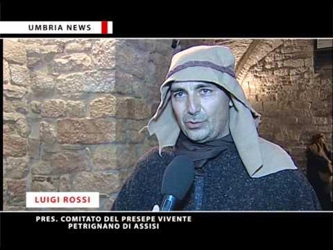 Presepi viventi delle frazioni Armenzano, Petrignano e San Gregorio di Assisi [UMBRIA NEWS]
