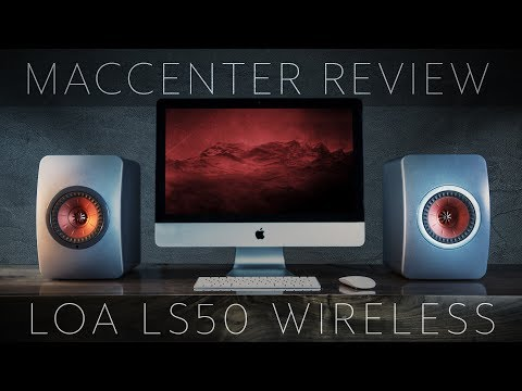 Loa KEF LS50 Wireless - Mac Center Review