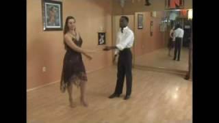 Мужские шаги движения вальса twinkle 2 из 2