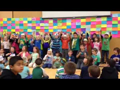 We Are Singing With The Children of the World