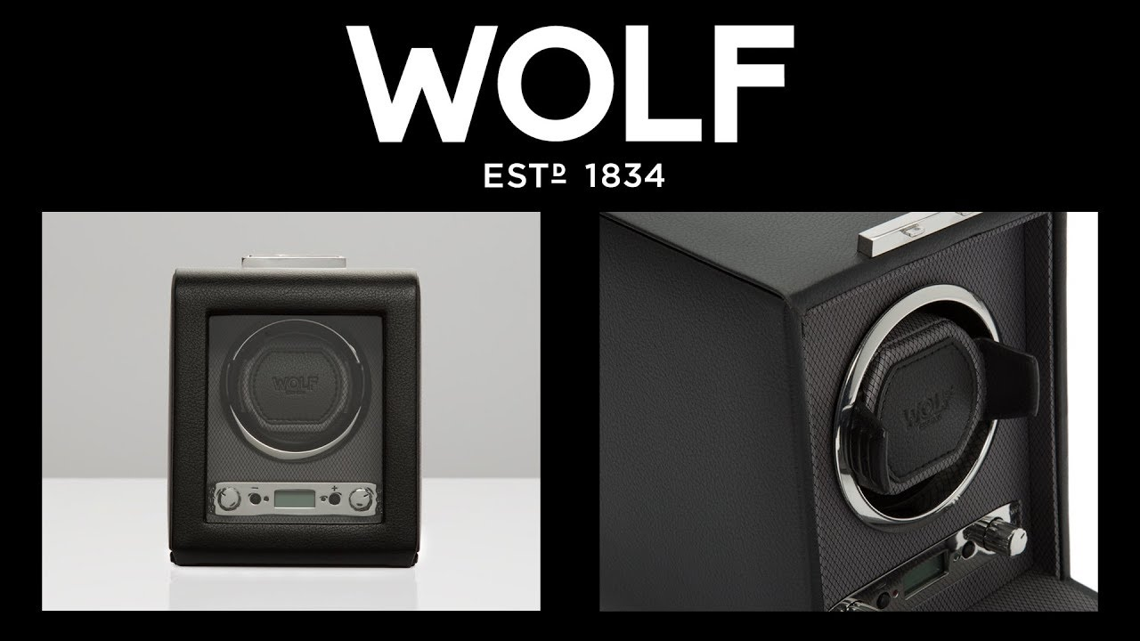 Wolf Viceroy Single Watch Winder Review