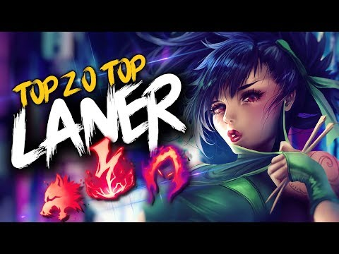 Top 20 TOP LANER Plays #15 | League of Legends thumbnail