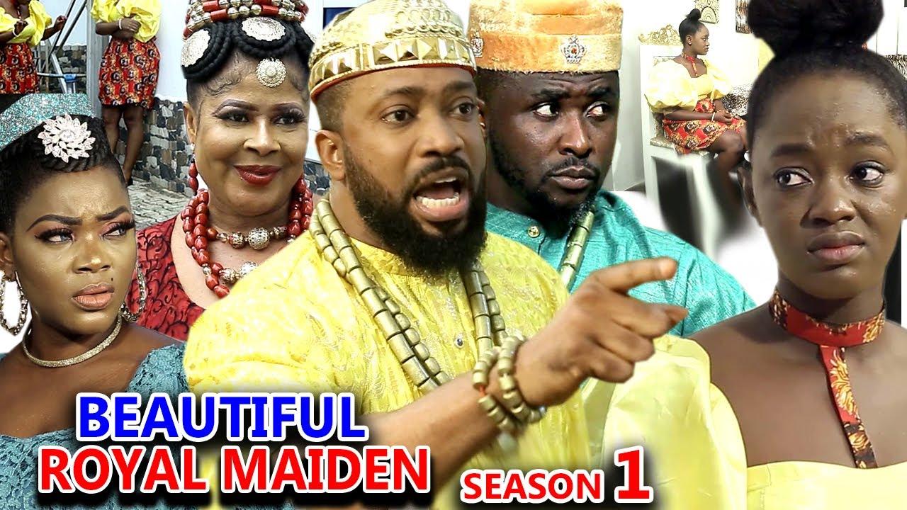 Download BEAUTIFUL ROYAL MAIDEN SEASON 1 - (New Movie) Fredrick Leonard 2020 Latest Nigerian Nollywood Movie