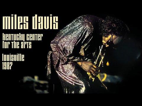 Miles Davis- January 24, 1987  Butler University, Indianapolis