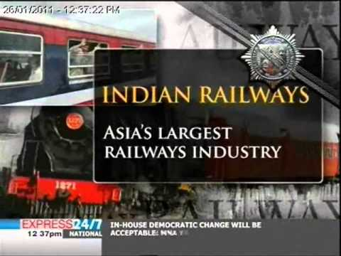 Railways comparison: Pakistan, India, China