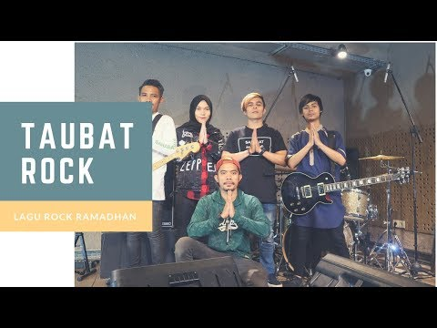 TAUBAT (LAGU RAMADHAN ROCK 2019) - Jeje GuitarAddict Ft Shella Ikhfa (On My Way Cover)