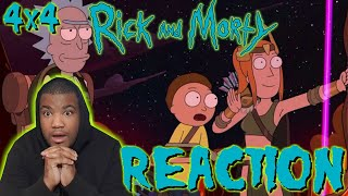 Rick And Morty Season 4 Episode 4 REACTION!! Claw and Hoarder: Special Ricktims Morty