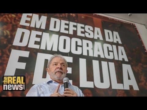 DOJ Lends a Hand in Prosecuting Lula