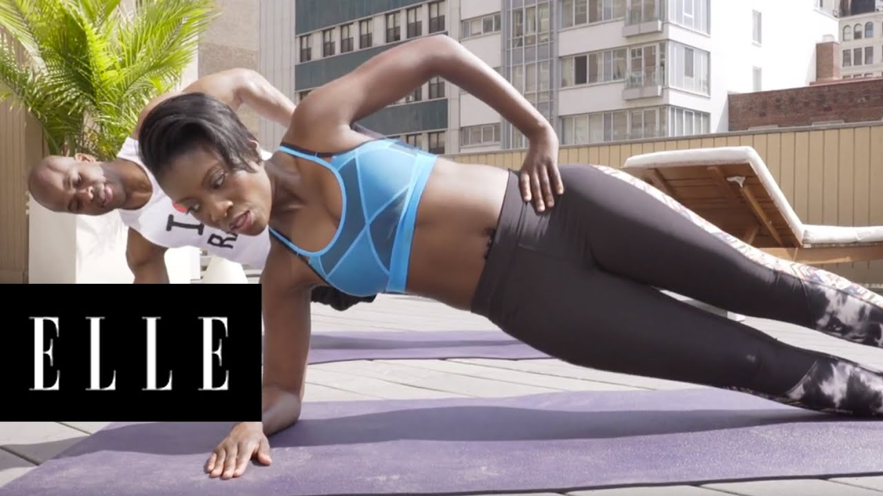 4 Workout Moves for an Hourglass Figure | ELLE