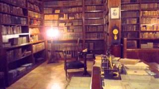 видео Пушкин в музее Пушкина