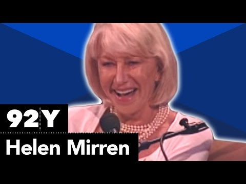 Helen Mirren and Taylor Hackford on Love Ranch:  Reel Pieces with Annette Insdorf