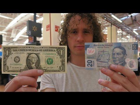 Dinero MÉXICO vs USA   ¿qué podemos comprar?