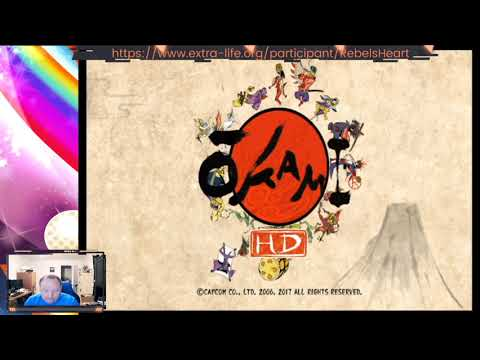 Okami HD - Opening Sequence |