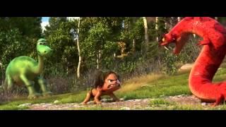 Хороший динозавр   Русский трейлер 2015 HD