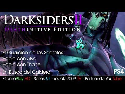 Darksiders II Deathinitive Edition El guardian de los secretos | SeriesRol